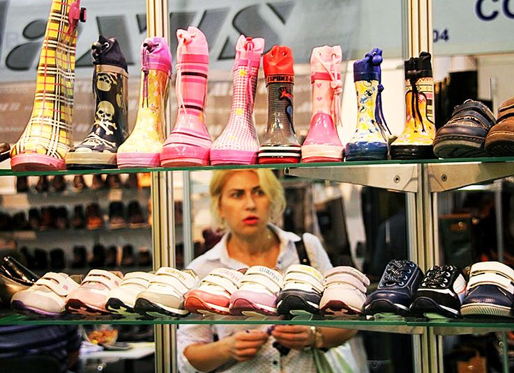 Международная специализированная выставка обуви и аксессуаров