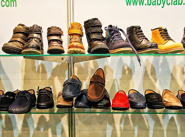 выставка обуви, кожи и меха LEATHER AND SHOES