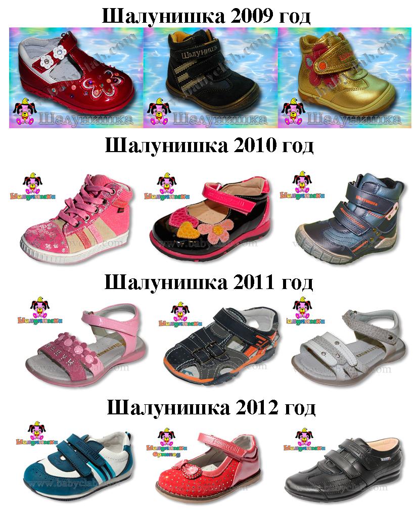 Детская обувь, история бренда