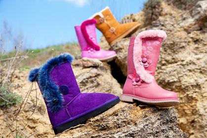 Детская зимняя обувь оптом