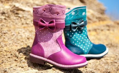 Детская демисезонная обувь опт.