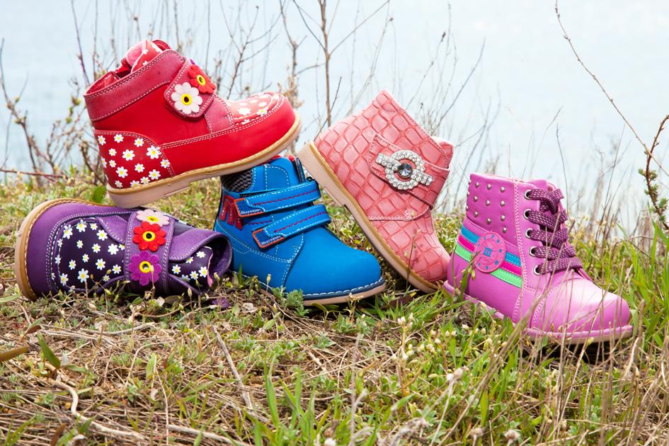 Кому показана детская ортопедическая обувь