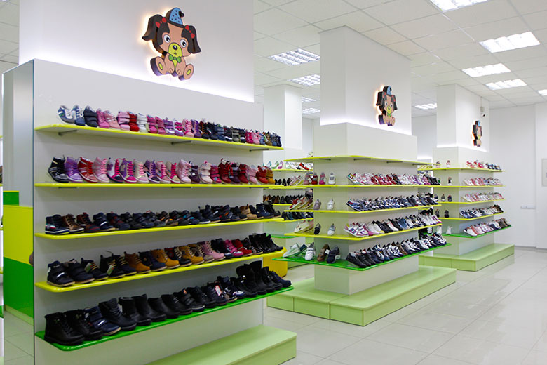 Сеть магазинов Шалунишка