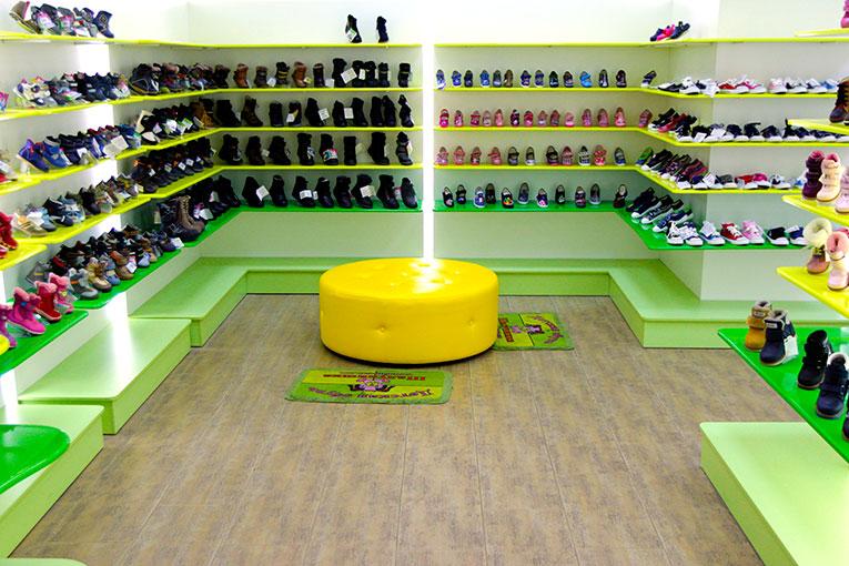Купить детскую обувь в Киеве